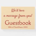 [ Thumbnail: Plain and Minimal Generic Guest Book ]
