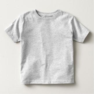 Plain ash grey toddler t-shirt for kids