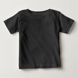 Plain Black Baby Fine Jersey T-Shirt