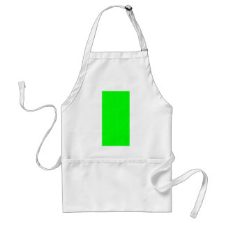 Plain Blank Green DIY template add text photo quot Adult Apron