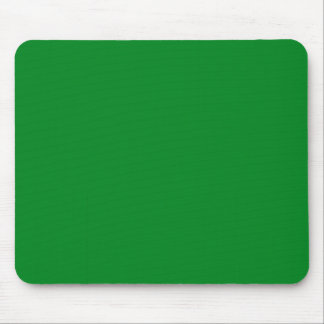 Plain Blank Green DIY template add text photo quot Mouse Pad