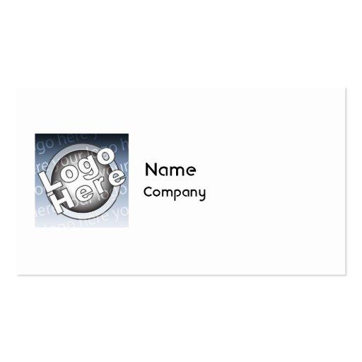 Plain - Business Business Cards