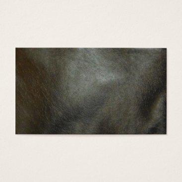 Professional Business Plain Color Leather Business Cards Colors Grey