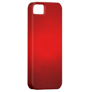 Plain Dark Red Background iPhone 5 Cover
