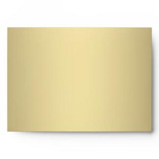 Plain Gold Envelopes