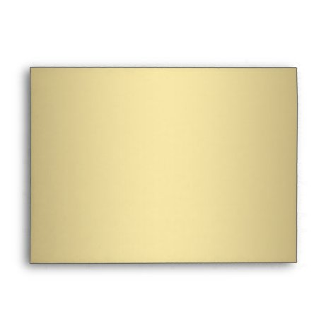 Plain Gold Envelopes