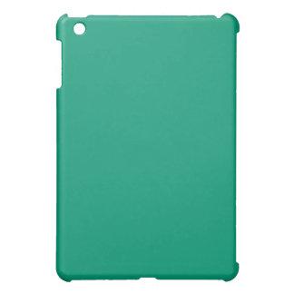 Plain Green iPad Mini Case