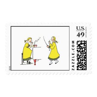 Plain Jane Stamps