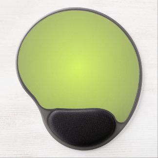 Plain Lemon Lime Gel Mouse Pad