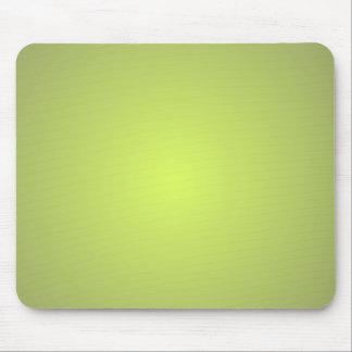 Plain Lemon Lime Mouse Pad