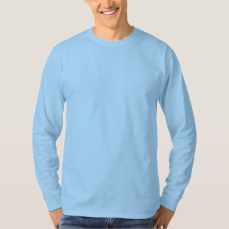 Plain Light Blue T-Shirts & Shirt Designs | Zazzle