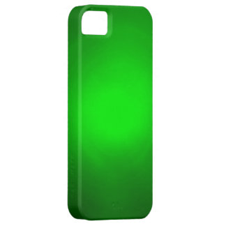 Plain Lime Green Background iPhone 5 Case
