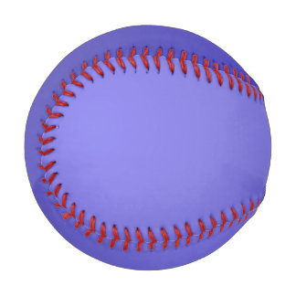 Plain Lotus Blue Baseball