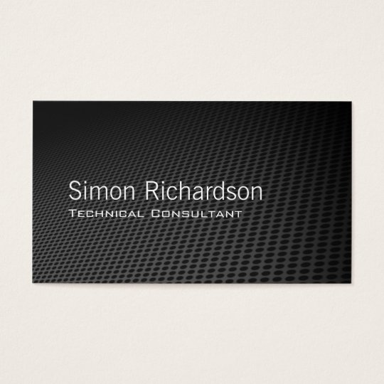 Plain  Mesh business design Business Card