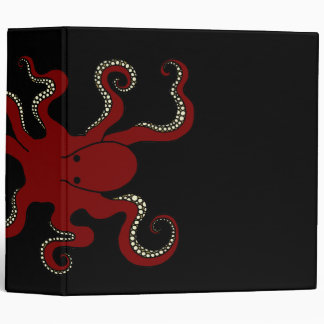 Plain Octopus Binder
