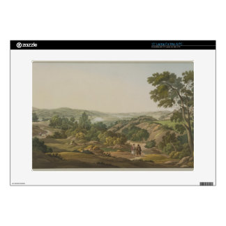 """Plain of Olympia, plate 6 from Part 1 of 'Views in Decals For 15"""" Laptops"""