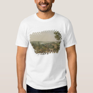 Plain of Olympia, plate 6 from Part 1 of 'Views in T-Shirt