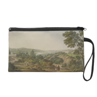 Plain of Olympia, plate 6 from Part 1 of 'Views in Wristlet Purse