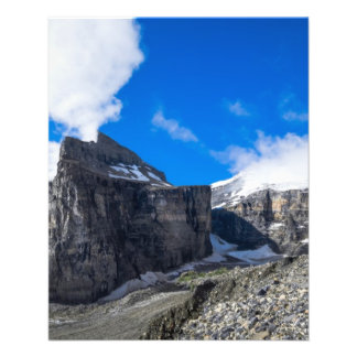 Plain of Six Glaciers Lake Louise Alberta Canada Flyer