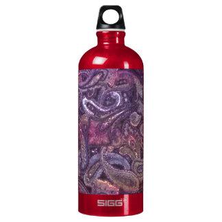 Plain Paisley 3 Water Bottle