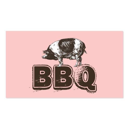 Barbecue Business Card Templates Bizcardstudio