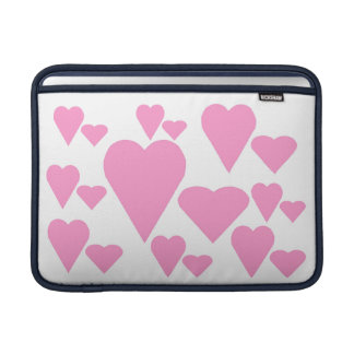 Plain Pink Theme Mac Book Sleeves MacBook Sleeves