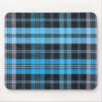 Plain Plaid 1a Mousepad