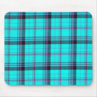 Plain Plaid 2b Mousepads