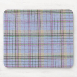 Plain Plaid 3 Mousepad