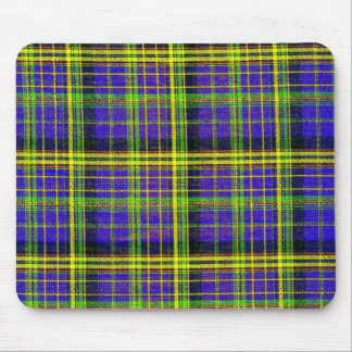Plain Plaid 3h Mousepad