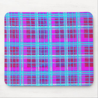 Plain Plaid 3k Mousepads