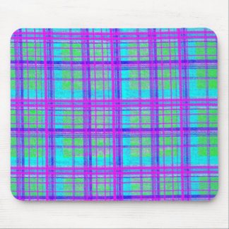 Plain Plaid 3m Mousepad