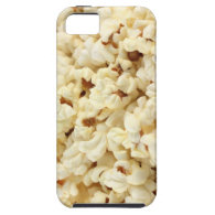 Plain popcorn close up. iPhone 5 covers