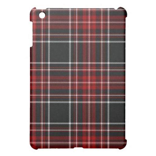 Plain Red Plaid iPad Speck Case iPad Mini Case