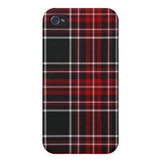 Plain Red Plaid iPhone Speck Case