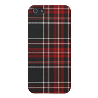 Plain Red Plaid iPhone Speck Case iPhone 5/5S Cases