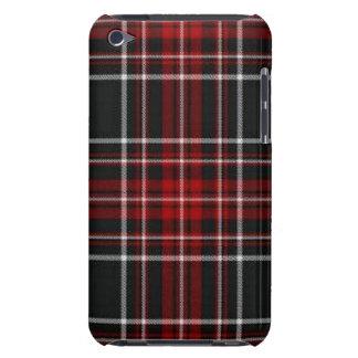 Plain Red Plaid iPod Touch Speck Case- ACTUAL iPod Case-Mate Case