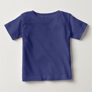 Plain Royal Blue Baby Fine Jersey T-Shirt