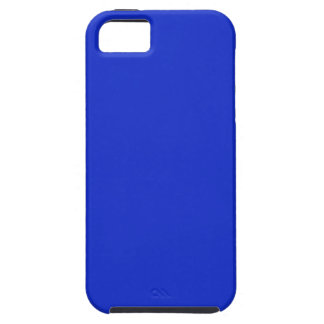 Plain Royal Blue iPhone 5 Covers