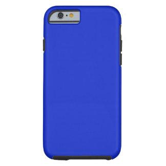 Plain Royal Blue Tough iPhone 6 Case
