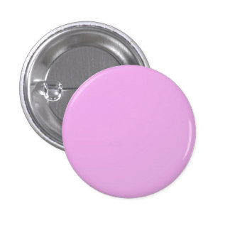 Plain Shade Pink: Write on or add image Pinback Button