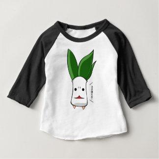 Plain Shimonita English story Shimonita2 Gunma Baby T-Shirt