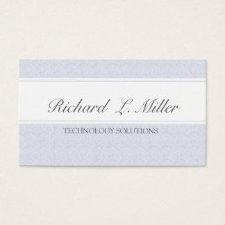 Plain Simple Minimal Business Card