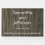 [ Thumbnail: Plain, Subdued Wedding/Marriage Guest Book ]