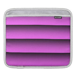 Plain Two Tone Pink ipad sleeve
