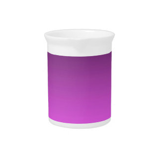 Plain Two Tone Pink Beverage Pitchers