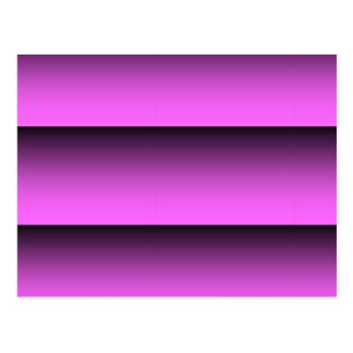 Plain Two Tone Pink Post Cards