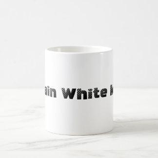 Plain White Mug