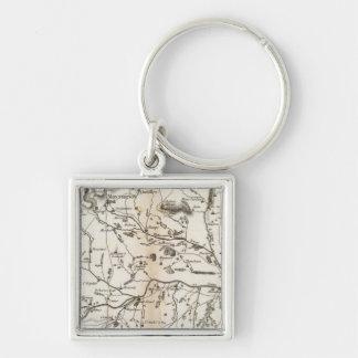 Plaine de Montbrison Key Chains