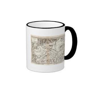 Plaine de Montbrison Mugs